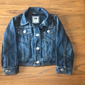 Gymboree Girls Denim Jacket